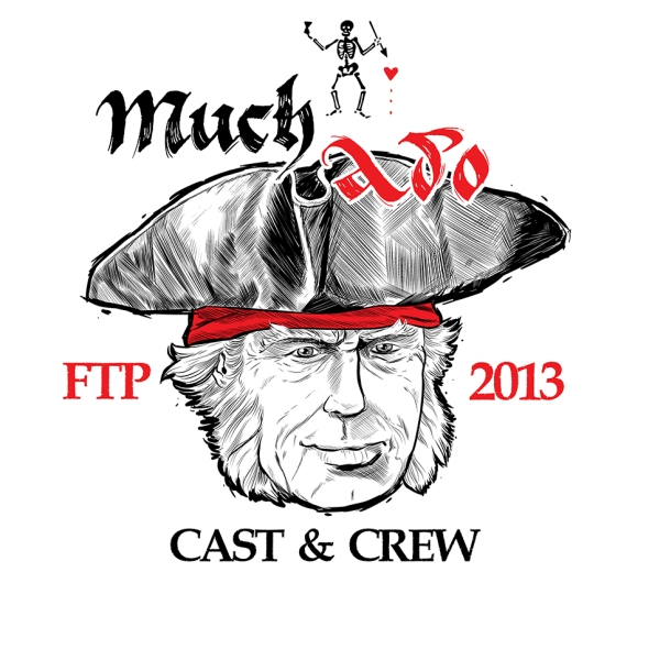 981 Much Ado Shirt 4-29-2013